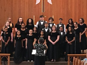 GC Children's Choir 2017