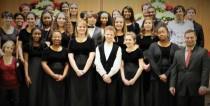Choir and alumnis