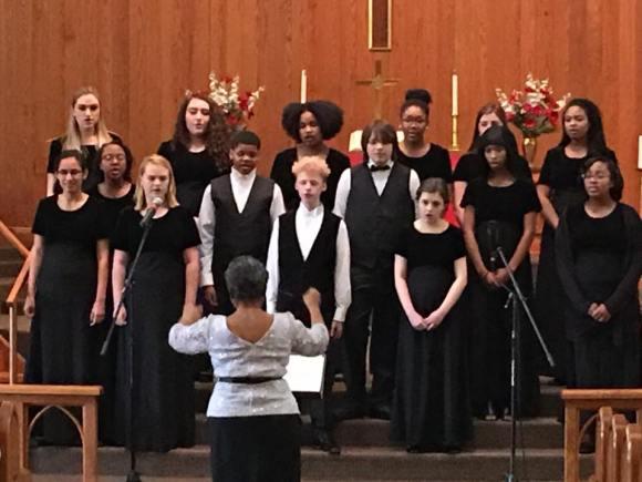 Choir 2016 Spring